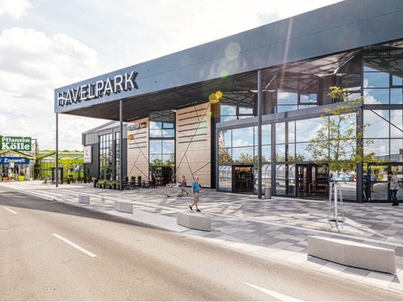 Shoppingcenter Havelpark